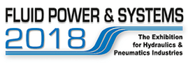 The Fluid Power & Systems Show 2018 Logo